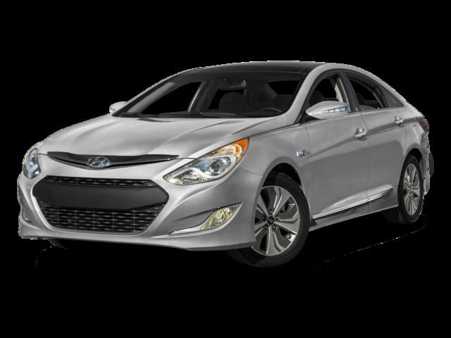 2015 Hyundai Sonata Hybrid Limited Sedan