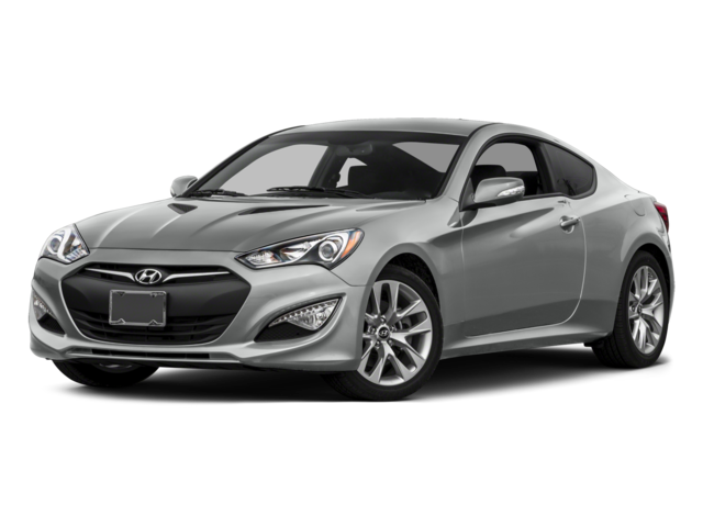 2015 Hyundai Genesis Coupe 3.8L Base 2dr Car