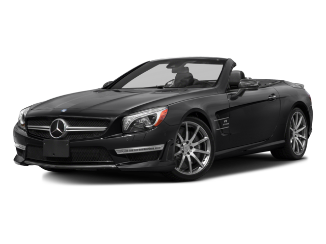 2016 Mercedes-Benz SL SL63 AMG Roadster Convertible
