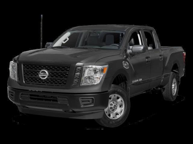 2016 Nissan Titan XD SV Crew Cab Pickup