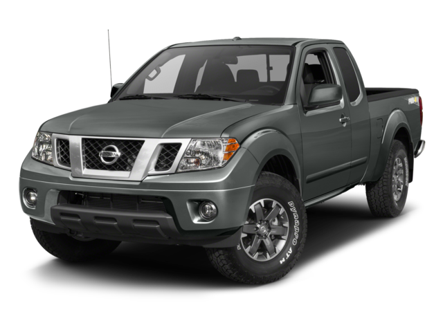 2016 Nissan Frontier PRO-4X Extended Cab Pickup