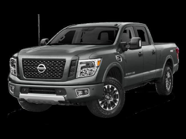 2016 Nissan Titan XD PRO-4X Truck