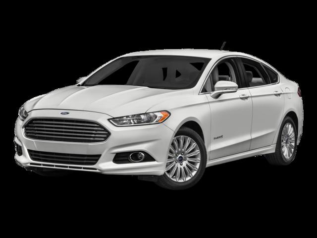 2016 Ford Fusion Hybrid S 4dr Sedan