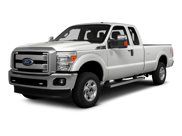 2016 Ford F-250 XLT Super Cab 4x4 Gas Truck