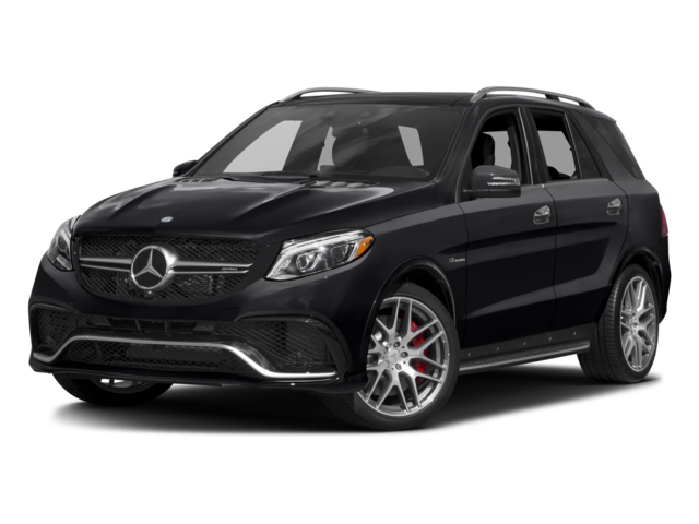 2016 Mercedes-Benz GLE GLE63 AMG 4MATIC S-Model SUV Sport Utility
