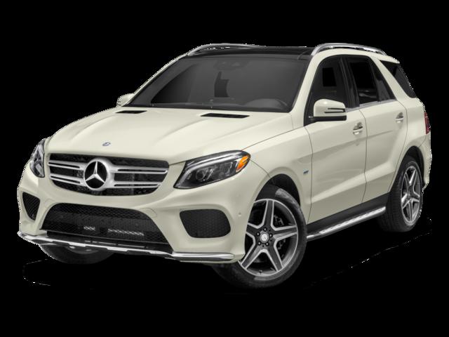 2016 Mercedes-Benz GLE GLE550e 4MATIC SUV Sport Utility