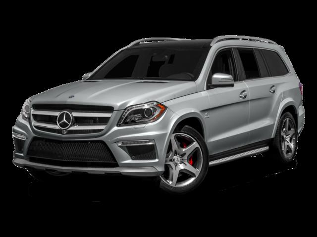 2016 Mercedes-Benz GL GL63 AMG 4MATIC SUV Sport Utility
