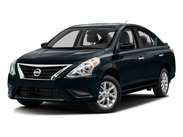 2016 Nissan Versa S Plus 4dr Car