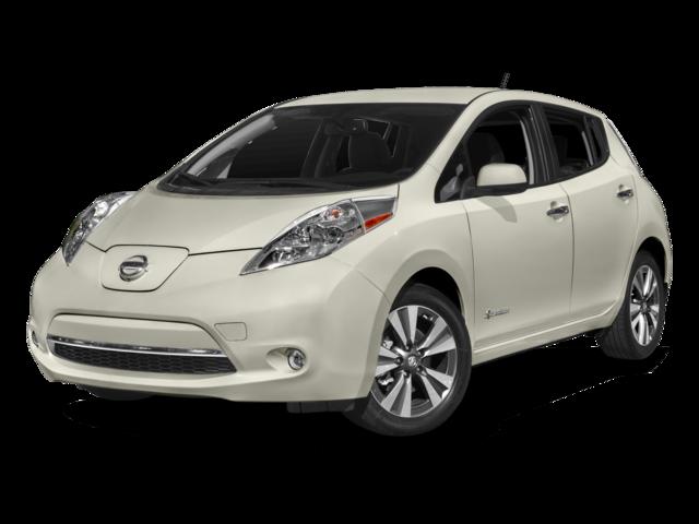 2016 Nissan LEAF S Car