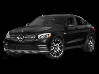 AMG® GLC 43 Coupe