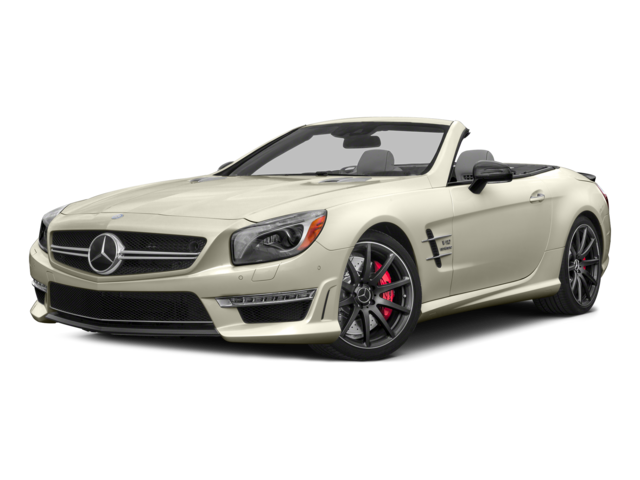 2015 Mercedes-Benz SL SL65 AMG Roadster Convertible
