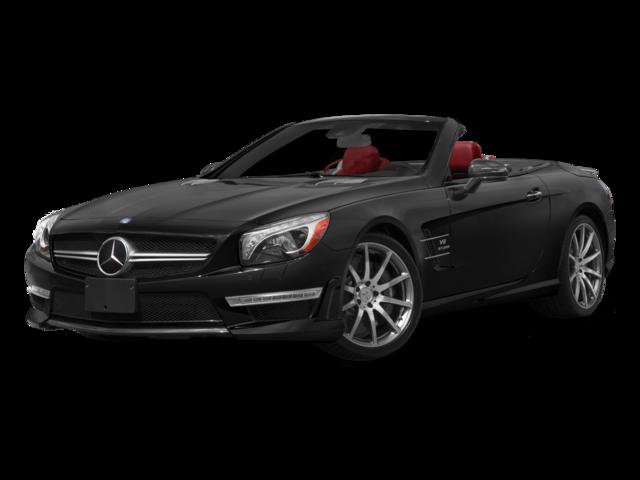 2015 Mercedes-Benz SL SL63 AMG Roadster Convertible