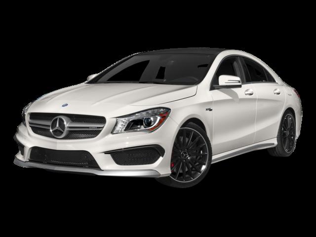 2015 Mercedes-Benz CLA CLA45 AMG 4MATIC 4-Door Coupe 4dr Car