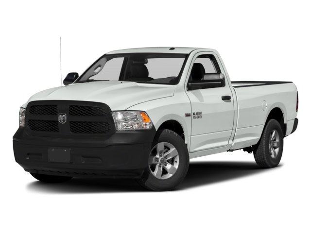 2016 RAM 1500 4x2 Express 2dr Regular Cab 6.3 ft. SB Pickup Truck