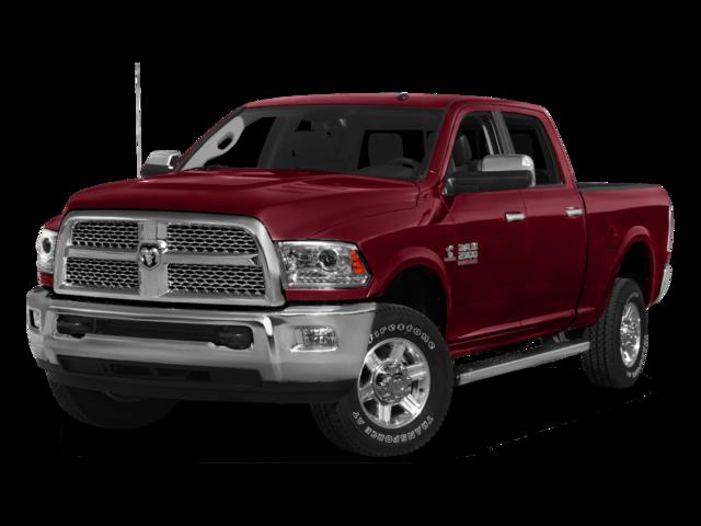 2016 Ram 2500 4WD Crew Cab 149 Laramie Crew Cab Pickup