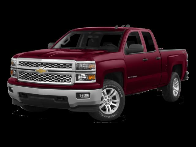 2015 Chevrolet Silverado 1500 2LT Truck