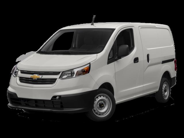 2015 Chevrolet City Express 1LS 3D Cargo Van
