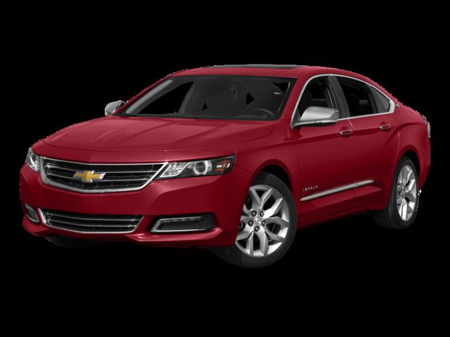 2015 Chevrolet Impala LT w/1LT Sedan