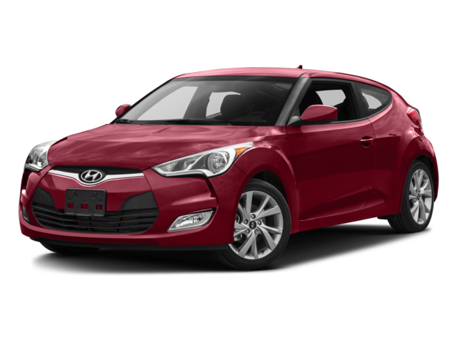 2016 Hyundai Veloster Base (M6) 3dr Car