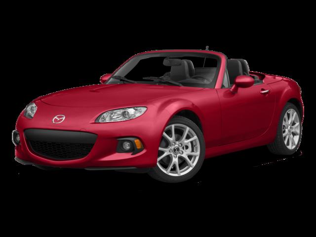 2015 Mazda MX-5 Miata 2DR CONV CLUB AT Convertible