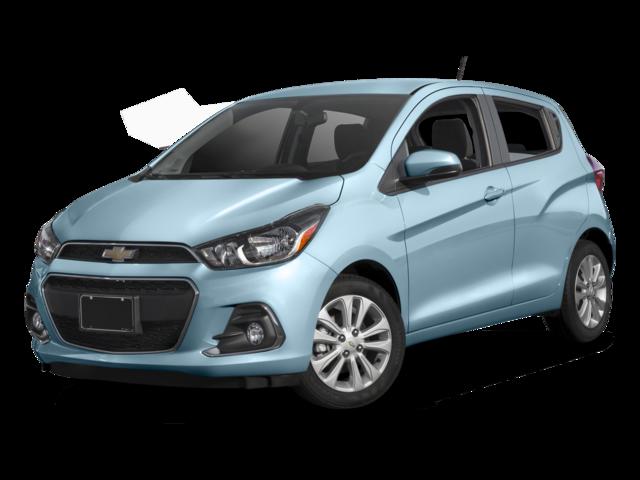 2016 Chevrolet Spark LT w/1LT CVT Hatchback