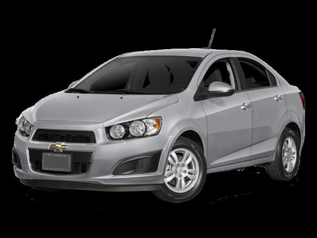 2016 Chevrolet Sonic LS 4D Sedan