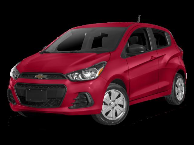 2016 Chevrolet Spark LS CVT Hatchback
