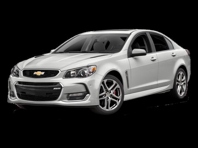 2016 Chevrolet SS Base Sedan