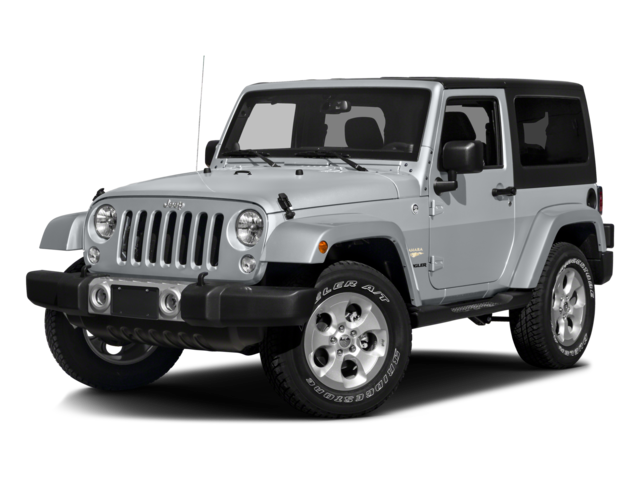2016 Jeep Wrangler 75th Anniversary Edition 2D Sport Utility
