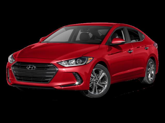2017 Hyundai Elantra Limited 2.0L Automatic (Ulsan Plant 4dr Car