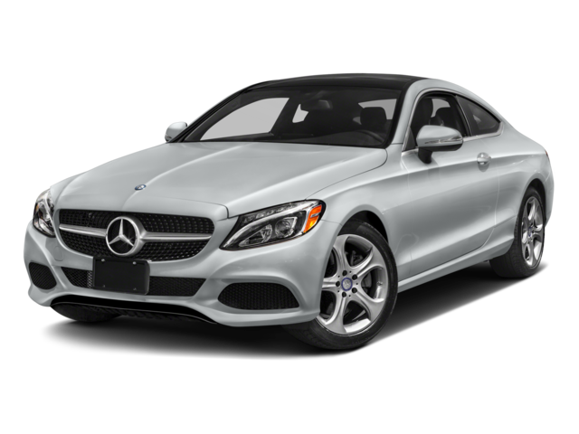 2017 Mercedes-Benz C-Class C300 2-Door Coupe 2dr Car