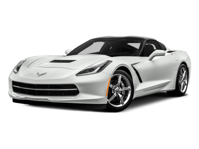 2016 Chevrolet Corvette 2dr Coupe w/1LT
