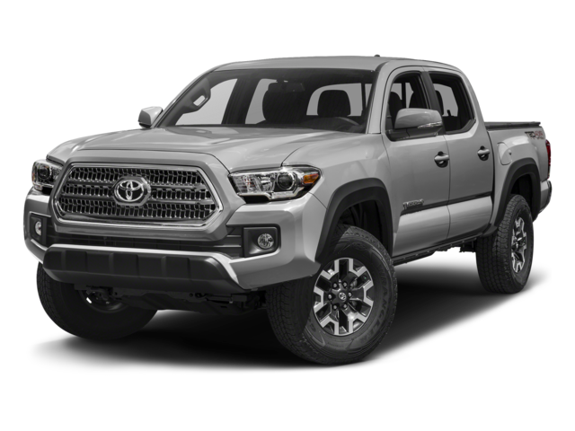 New 2016 Toyota Tacoma TRD Offroad 4WD