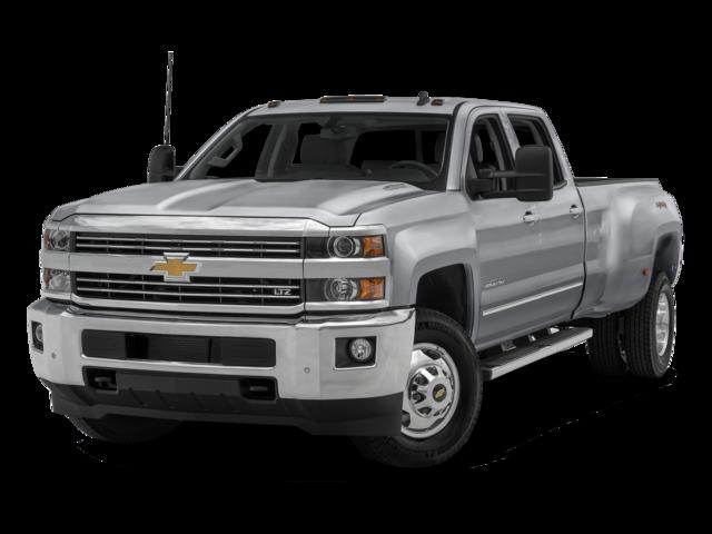 2016 Chevrolet Silverado 3500HD CREW CAB 4WD Truck