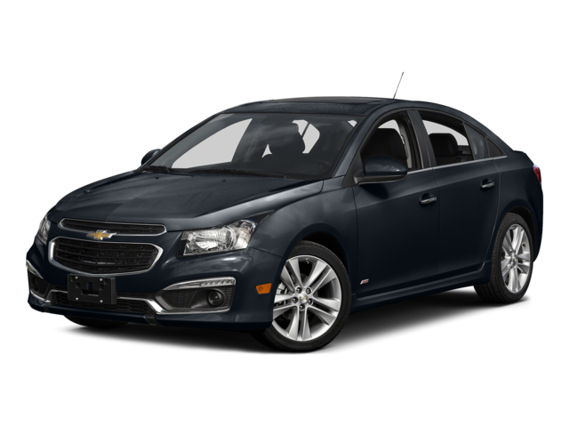New Chevrolet Cruze Limited LT