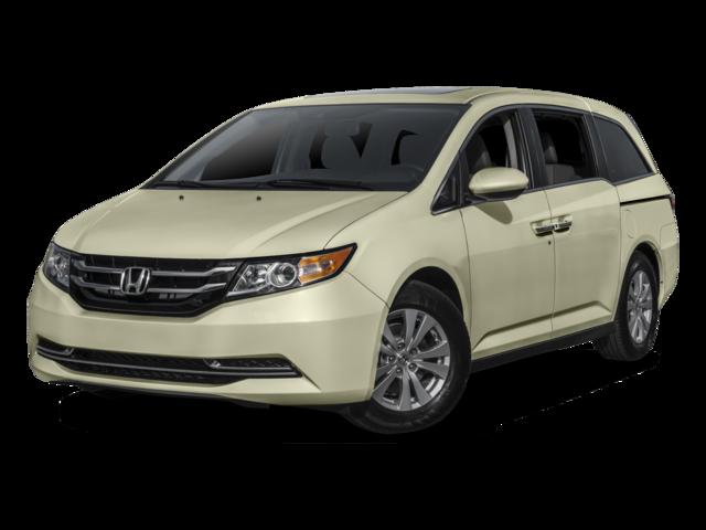 2016 Honda Odyssey EX-L 4D Passenger Van