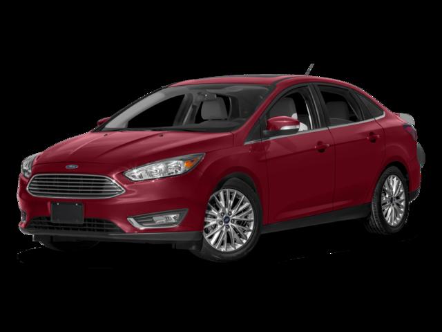 2016 Ford Focus Titanium 4dr Sedan