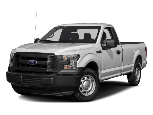 2016 Ford F-150 4x4 XL 2dr Regular Cab 6.5 ft. SB Truck