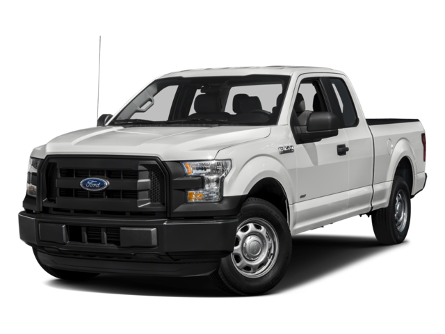 2016 Ford F-150 4x2 XLT 4dr SuperCab 6.5 ft. SB Truck