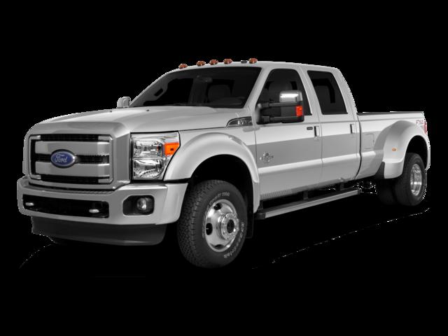 2016 Ford F-350 4x4 Lariat 4dr Crew Cab 8 ft. LB DRW Pickup Truck