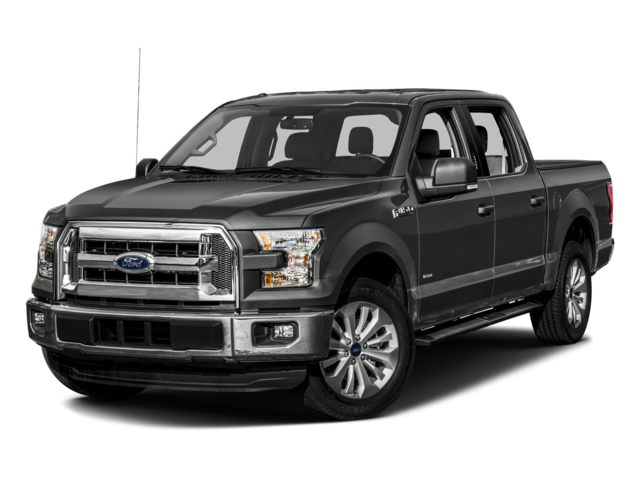2016 Ford F-150 4x4 XLT 4dr SuperCrew 5.5 ft. SB Truck
