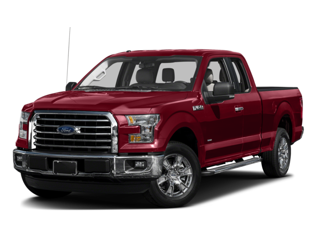 2016 Ford F-150 4x4 XLT 4dr SuperCab 6.5 ft. SB Truck