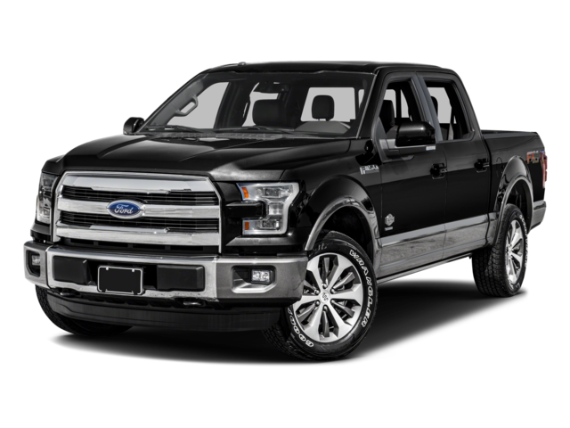 2016 Ford F-150 King Ranch Truck