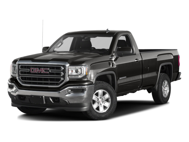 2016 GMC Sierra 1500 REG CAB 4WD 133.0^^' Truck