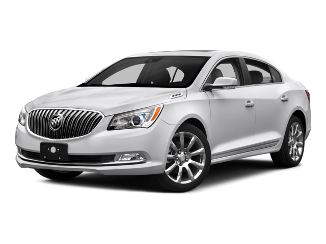 2016 Buick LaCrosse Leather 4dr Sedan