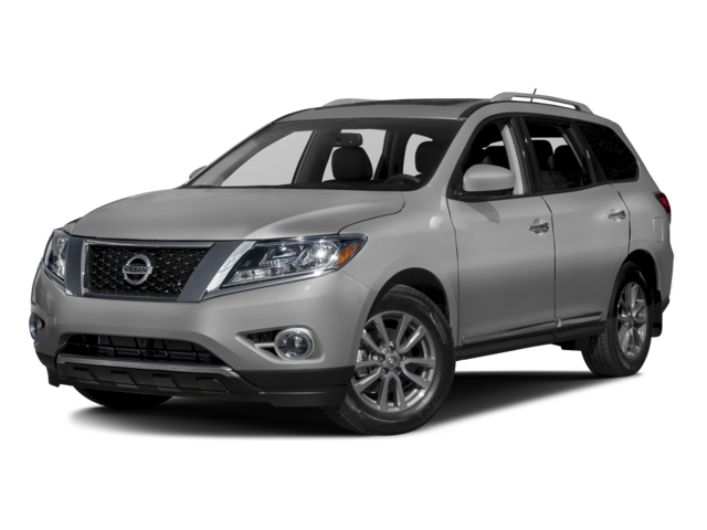 2016 Nissan Pathfinder Platinum Sport Utility