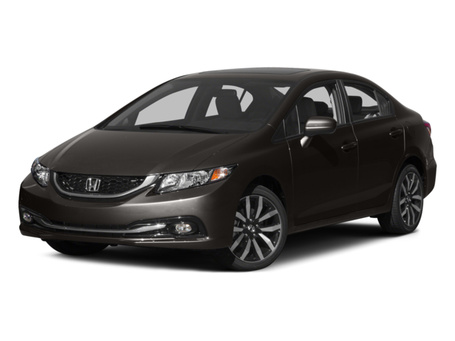 2015 Honda Civic EX-L 4D Sedan