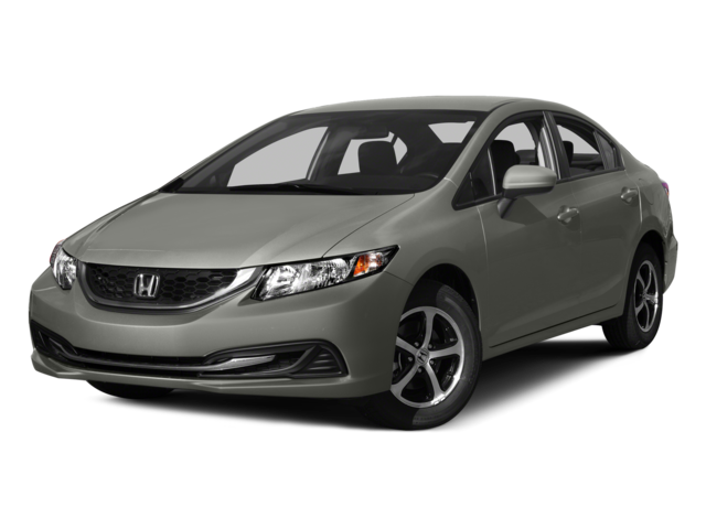 2015 Honda Civic SE 4D Sedan