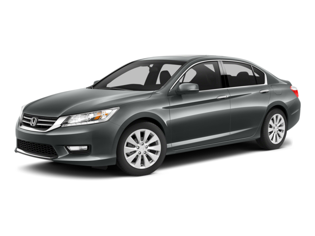 2015 Honda Accord EX-L 4D Sedan