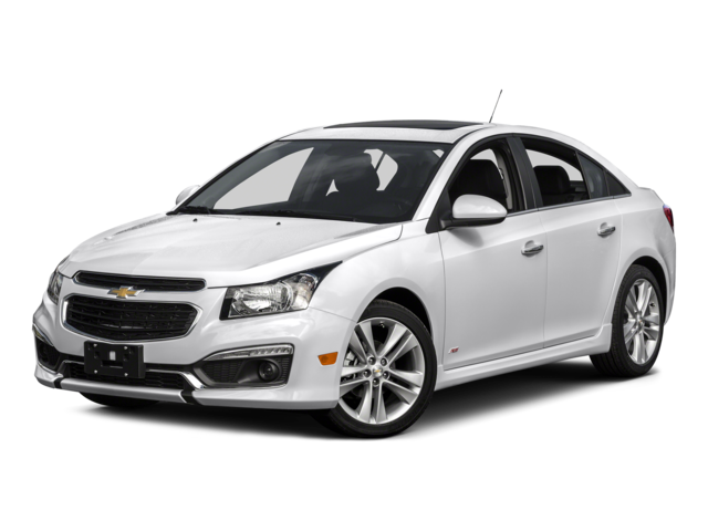 2016 Chevrolet Cruze Limited 2LT Auto Sedan